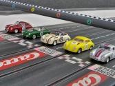 Ninco Classic Porsche 356 am Start