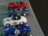 Ninco Classic Startgruppe Porsche 356