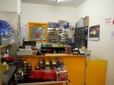 shop Ansicht Theke